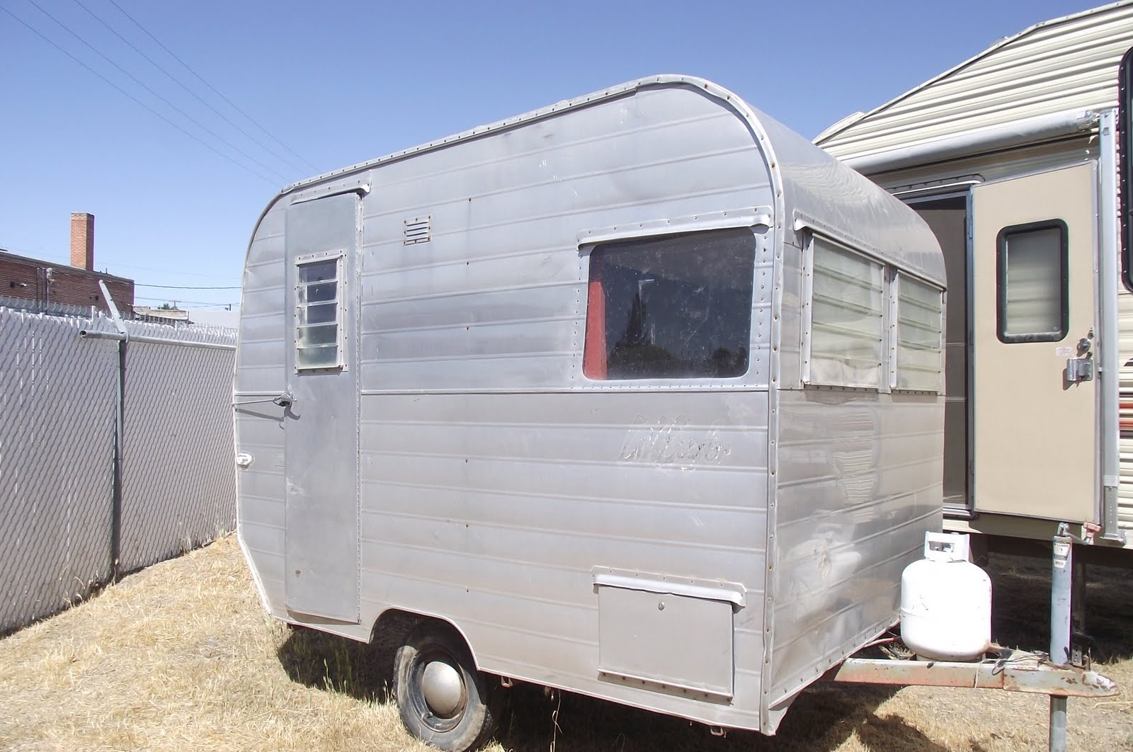 The Queen of her Own Trailer Park: 1960 Lil Loafer