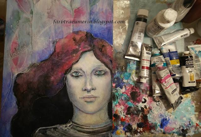 Acrylbilder-in-Mischtechnik-malen-und-Atelier-einrichten