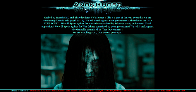 anonghost-opsrilanka-deface-page