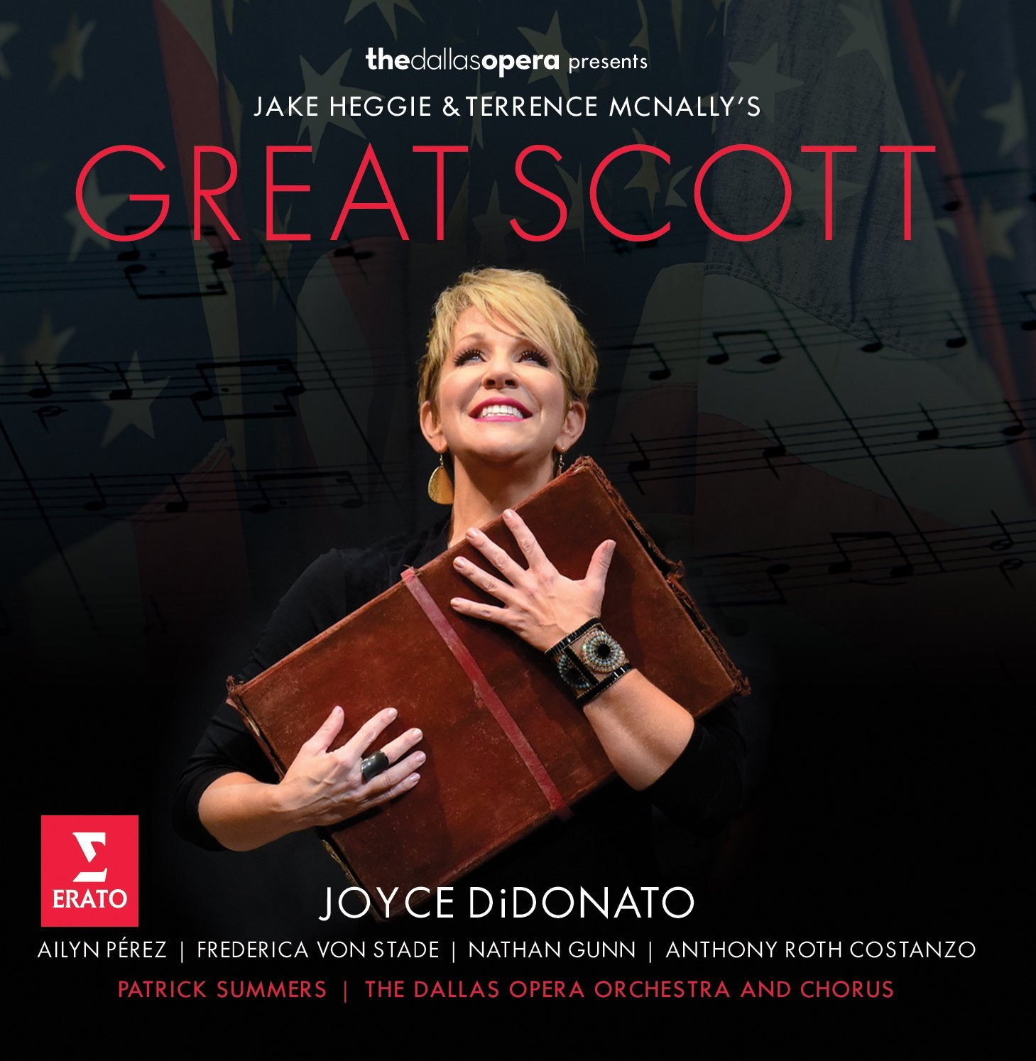IN REVIEW: Jake Heggie & Terrence McNally - GREAT SCOTT (ERATO 0190295940782)