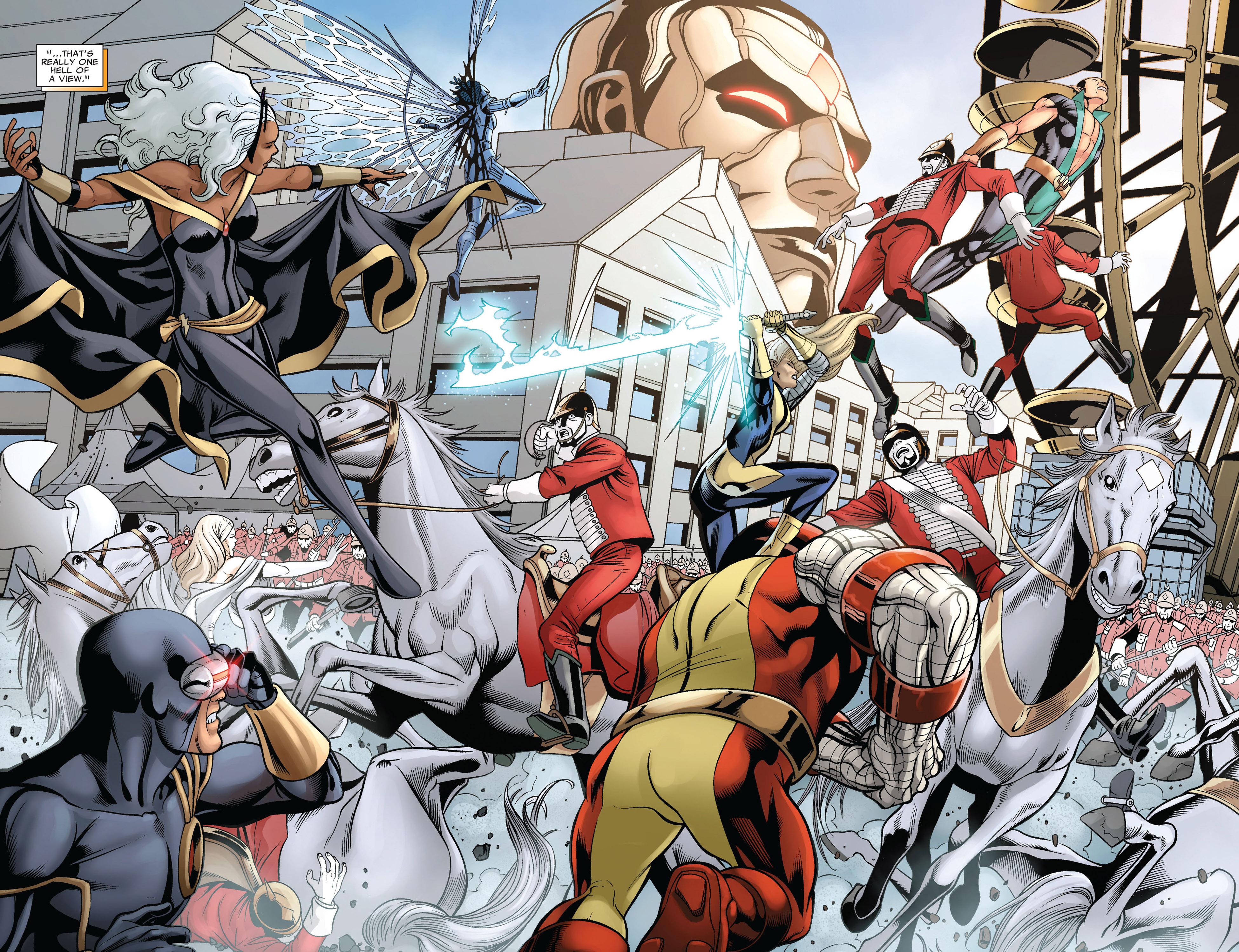 Read online Uncanny X-Men (2012) comic -  Issue #2 - 4
