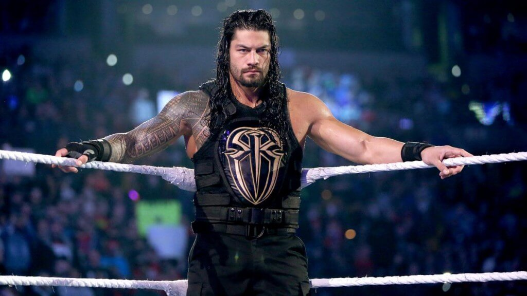 wwe roman reigns wallpaper