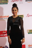 Vennela in Transparent Black Skin Tight Backless Stunning Dress at Mirchi Music Awards South 2017 ~  Exclusive Celebrities Galleries 065.JPG