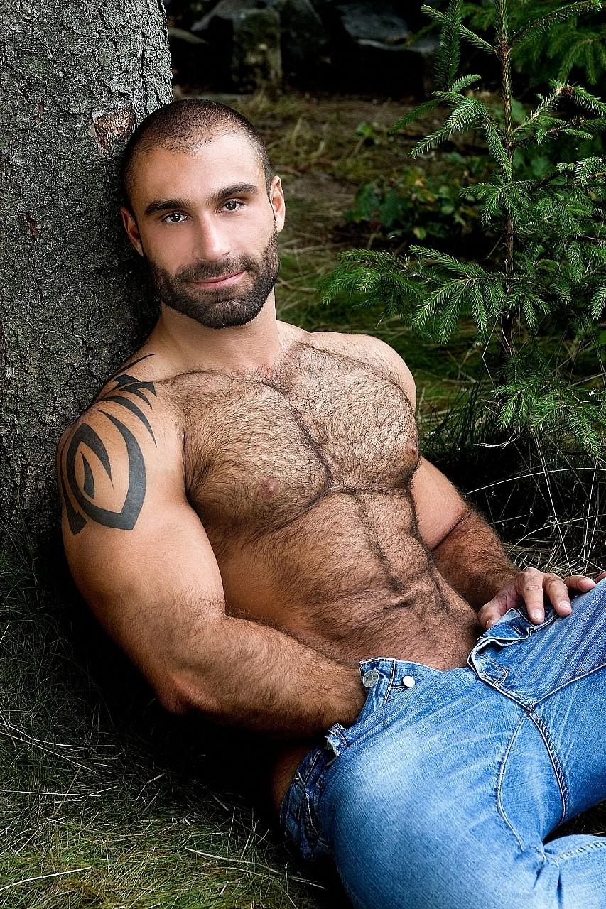 Hairy studs