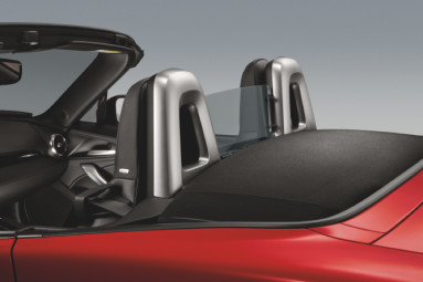 Fiat 124 Spider Mopar Seatback Bezels