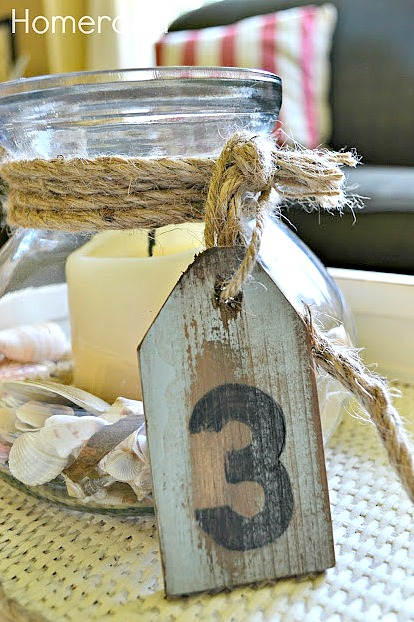 weathered nautical hang tags