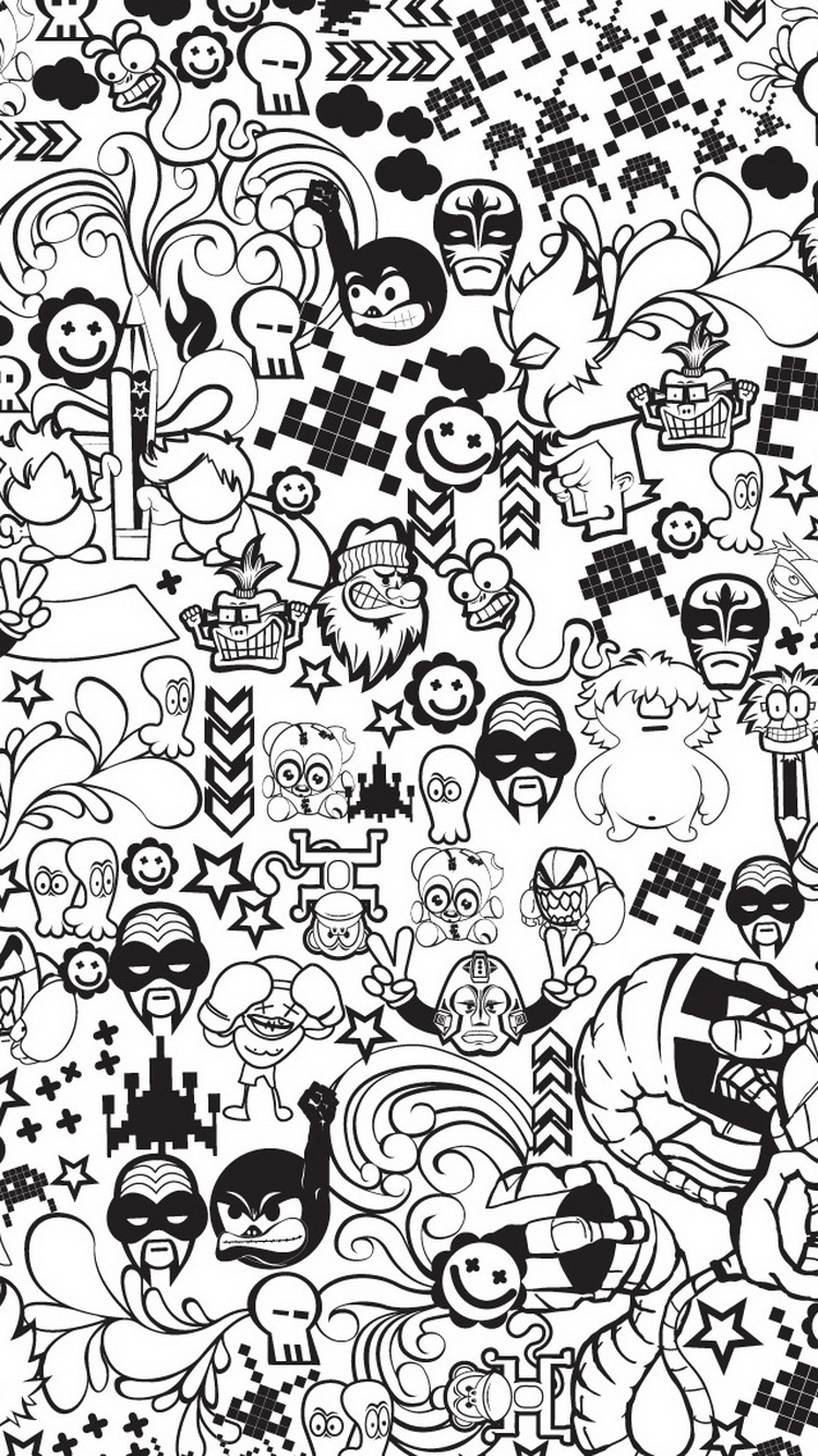 16+ Wallpaper Wa Hitam Putih Keren - Rona Wallpaper