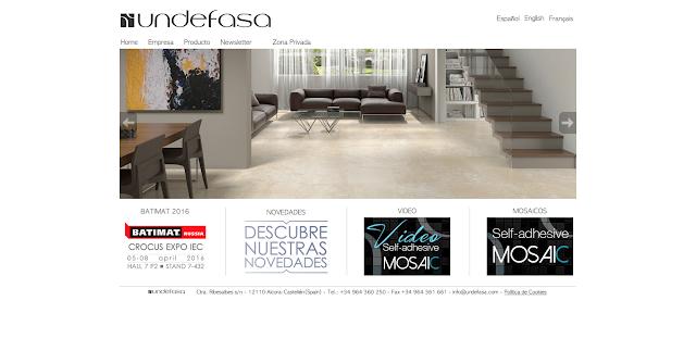 pagina web undefasa