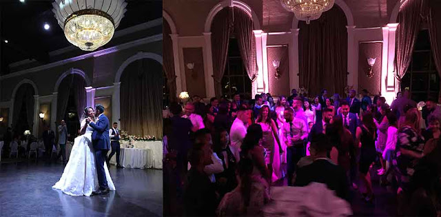 First Dance at Liberty Grand Toronto Wedding