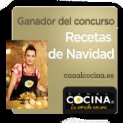 concurso-recetas-de-navidad, premio-canal-cocina