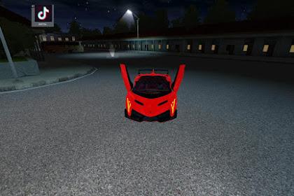 Mod Lamborghini Veneno Bussid V2.9