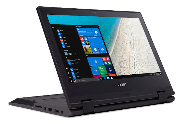 Acer TravelMate Spin B118 Convertible Notebook