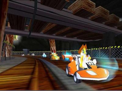 叢林卡丁車(Jungle Kartz),可愛刺激的賽車競速!