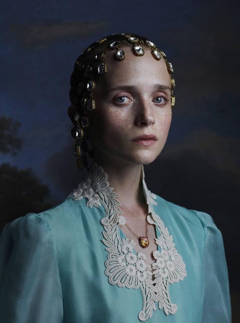 Gucci Le Marché des Merveilles fine jewelry campaign