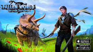 Fallen World Jurassic Survivor MOD APK