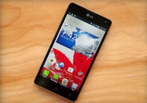 Smartphone LG Optimus Pro, Layar 5.5 Inch Dan Prosesor Quad Core