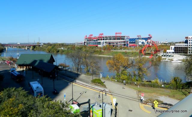 Nashville, Riverfront Station