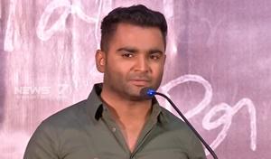 Debut Actor Sachin's Yaar Ivan Movie press meet