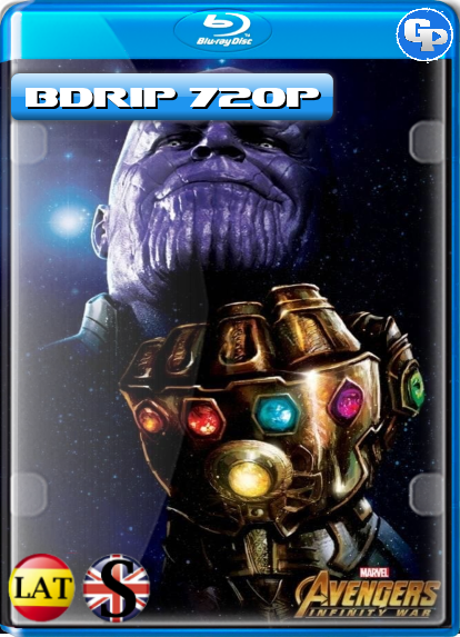 Vengadores: Infinity War (2018) BDRIP 720P LATINO/INGLES