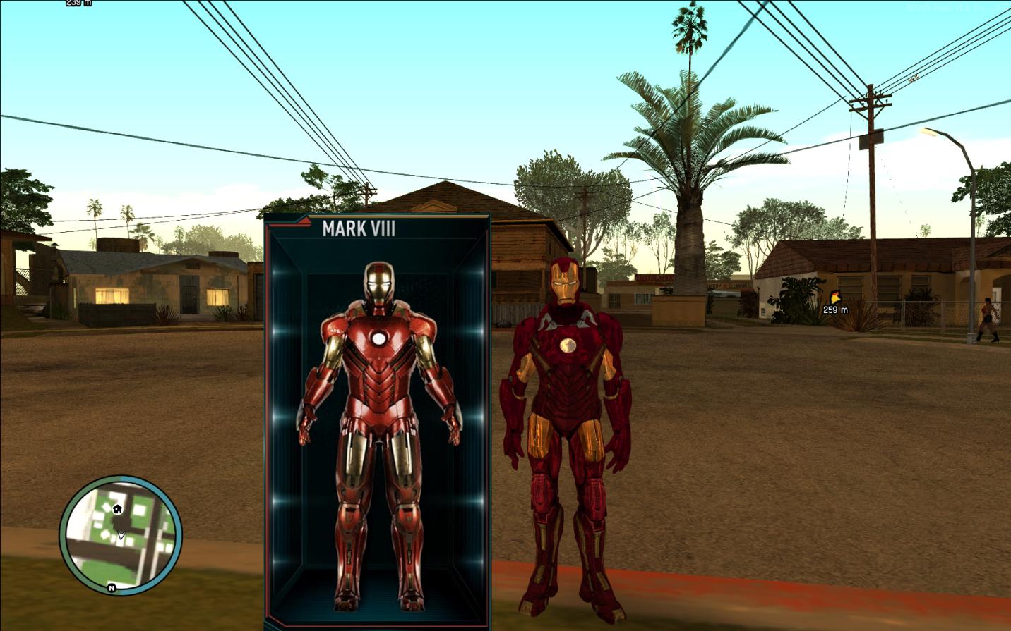 ⛔ Gta san andreas ironman mod free download pc | iron Man
