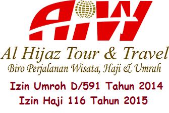 Travel Alhijaz Biro Umroh dan Haji Plus Resmi Terdaftar di Kemenag RI