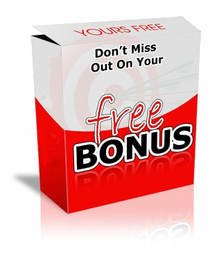 [HOT] Best & Free Bonuses on Internet [GIVEAWAY]