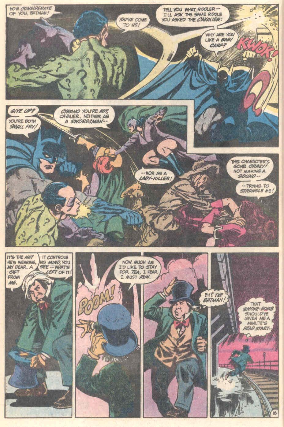Detective Comics (1937) 526 Page 16