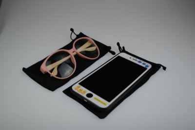 iphone 6 plus 或眼鏡收納袋,(每只=20元,10只=180元)