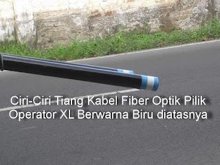tiang kabel XL