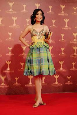 rok mini Rok Sarung Gracia Indri