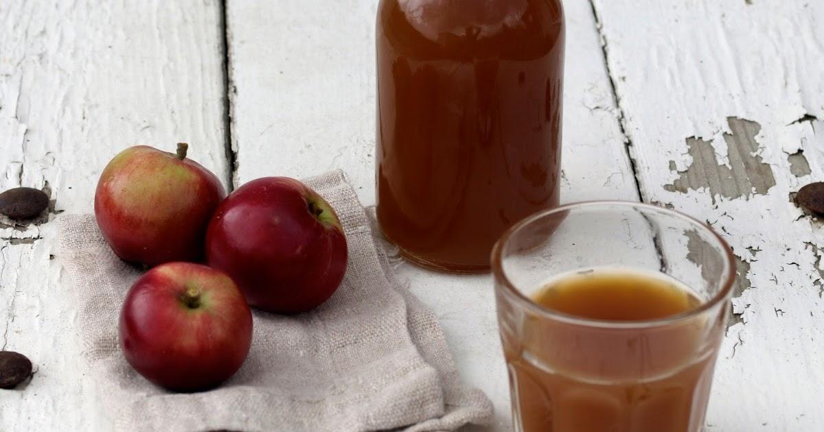 Hvordan lage hjemmelaget eplejuice