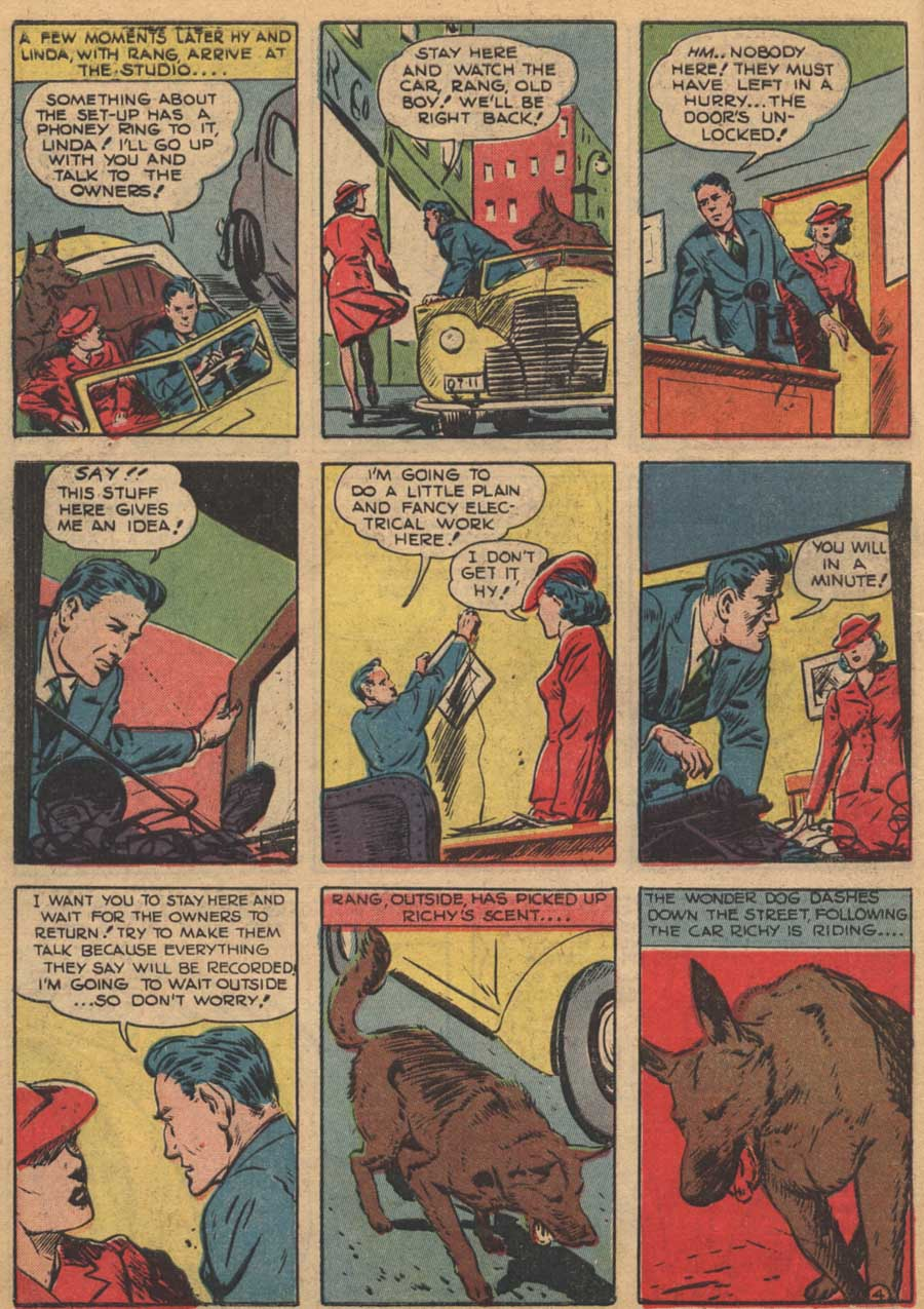 Blue Ribbon Comics (1939) issue 16 - Page 16