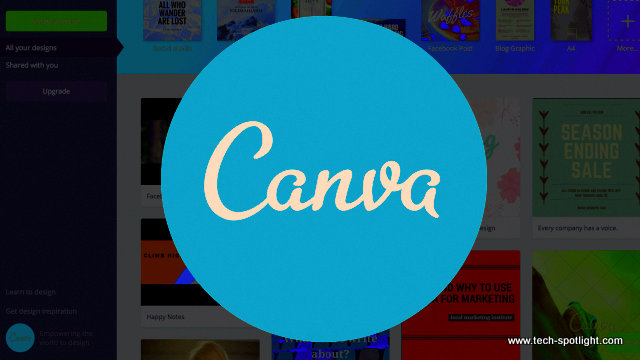 افضل برنامج مجاني لتحرير الصور وتصميم الجرافيك  Canva