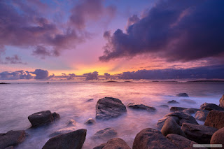 Rat Island sunset