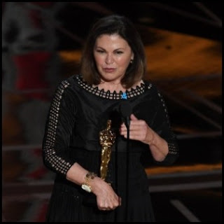 Colleen Atwood en los Oscars 2017