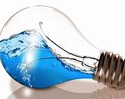 Lamp met water. Bron: https://www.h2owaternetwerk.nl