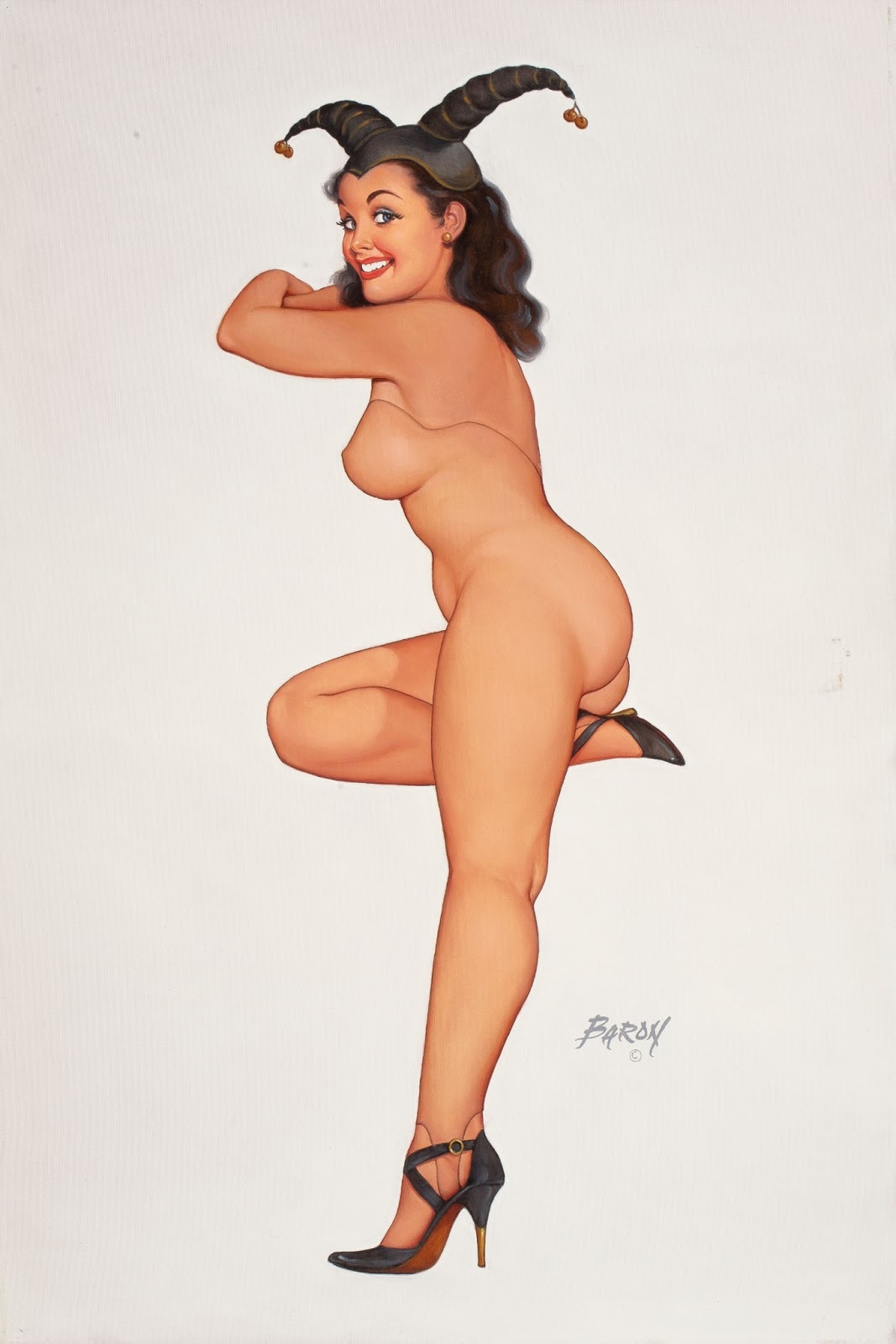 Can not Pin ups nudes pity