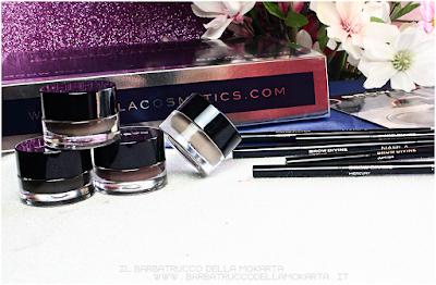 sopracciglia eyebrow  Nabla cosmetics
