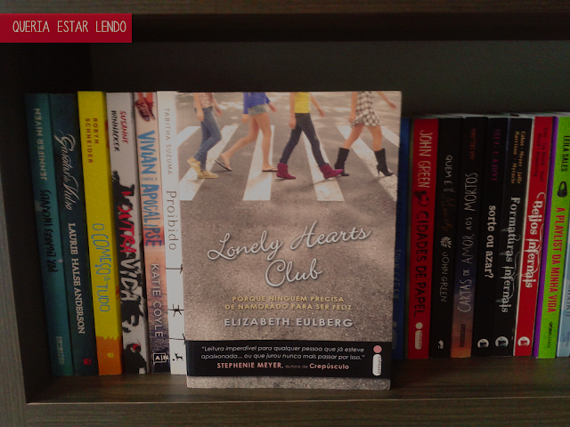 Resenha: Lonely Hearts Club