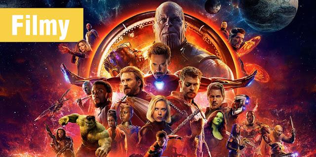 avengers infinity war, marvel, mcu, thanos, recenzja filmu, wojna bez granic