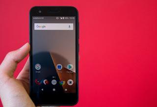 Smartphone economico Android