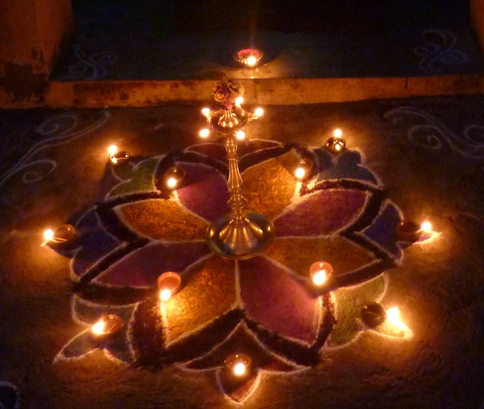 Moments and Life: Karthigai Deepam for Karthigai Deepam Kolam  104xkb