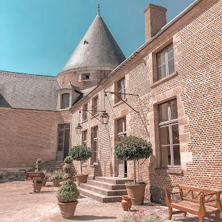 The New Blacck - blog - orléans - château - chamerolles - chilleurs aux bois