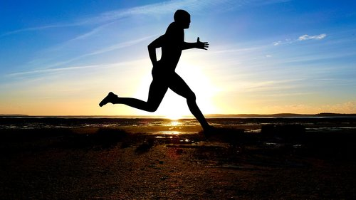Jogging regularly can make your mind happy