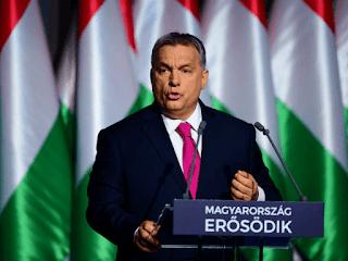Πρωθυπουργός Ουγγαρίας: Θα προστατεύσουμε τον χριστιανικό μας πολιτισμό!