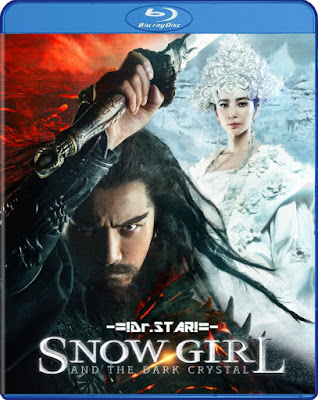 Snow Girl And The Dark Crystal 2015 Daul Audio 720p BRRip 600Mb HEVC x265