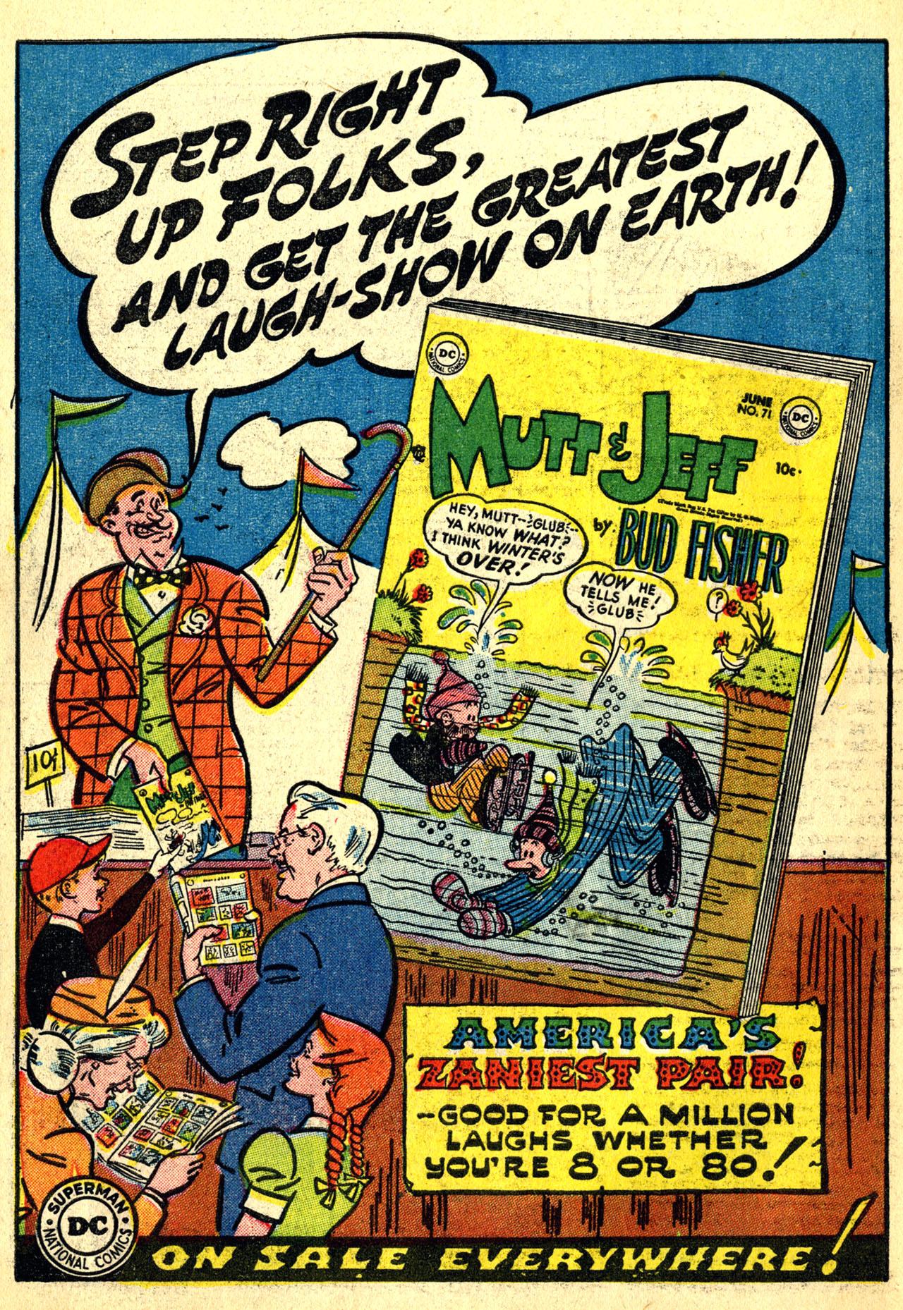 Detective Comics (1937) 208 Page 41