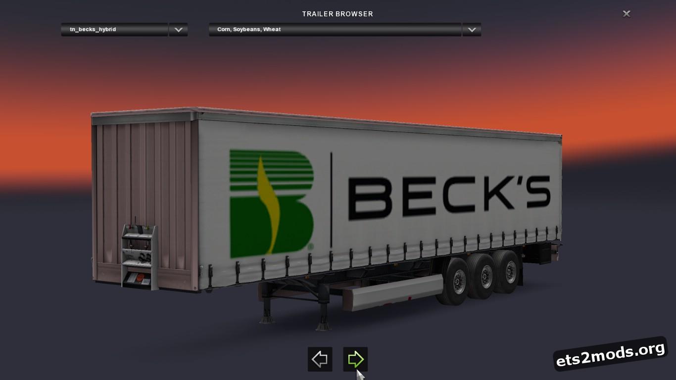 Trailer Becks Hybrids