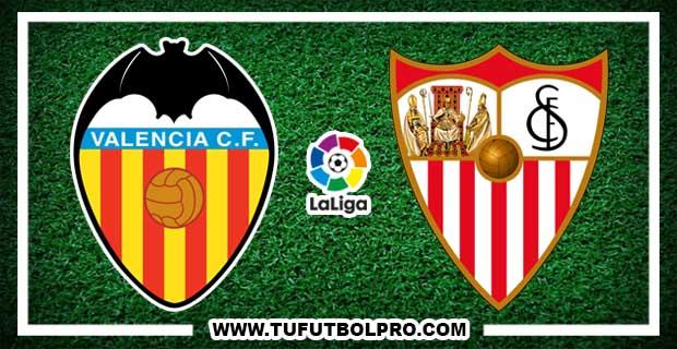 Ver Valencia vs Sevilla EN VIVO Por Internet Hoy 21 de Octubre 2017