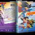 Capa DVD Liga da Justiça em Ação: Batalhas do Além!
